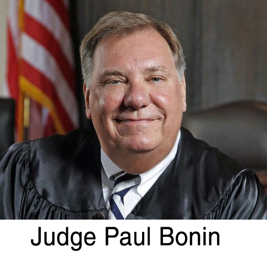 Judge Paul Bonin